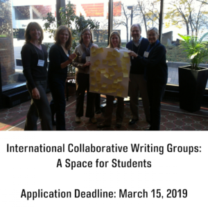 International Collaborative Writing Groups: A Space for Students