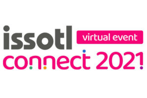 ISSOTL connect 2021 virtual event graphic