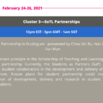 3 Student partnership in duologues