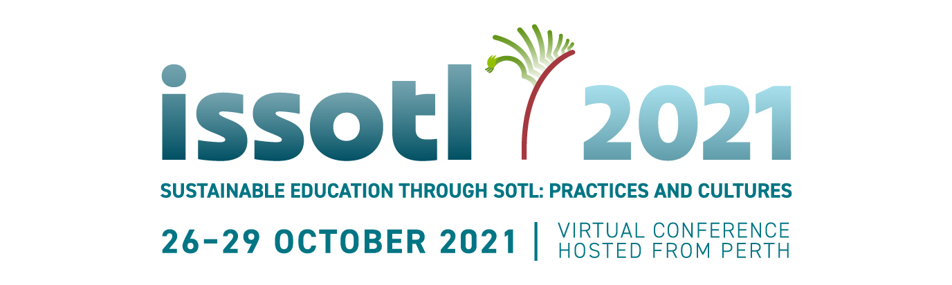 ISSOTL 2021 Virtual logo